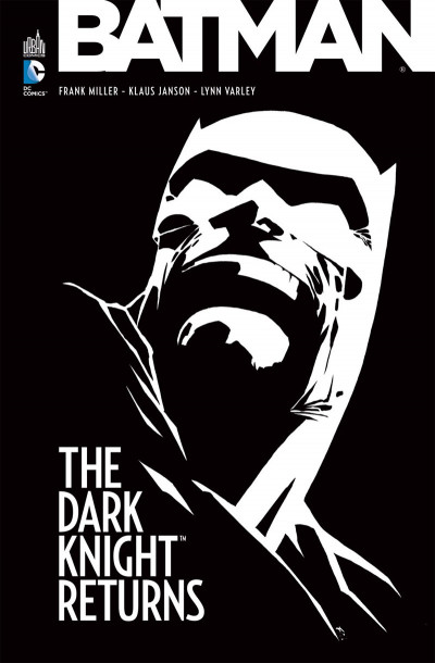 Couverture Batman - the dark knight returns + dvd/bluray