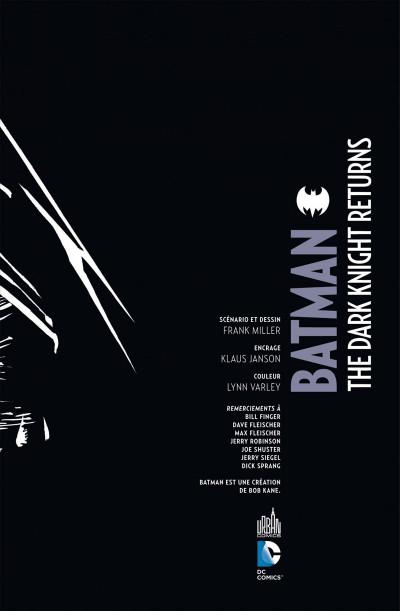 Page 3 Batman - the dark knight returns + dvd/bluray