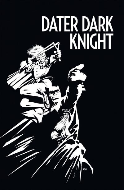 Page 4 Batman - the dark knight returns + dvd/bluray