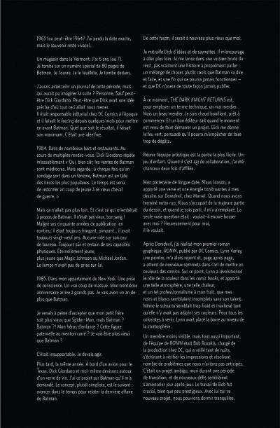 Page 5 Batman - the dark knight returns + dvd/bluray