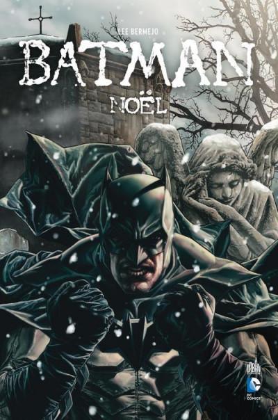 Couverture Batman - Noël