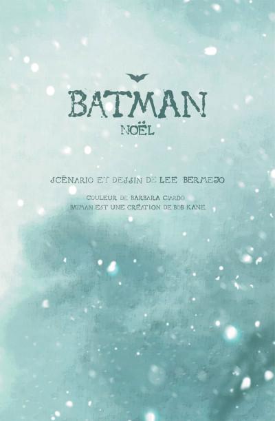 Page 3 Batman - Noël