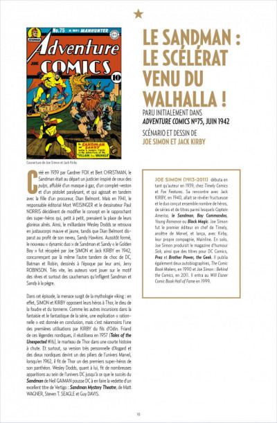 Page 1 Jack Kirby Anthologie