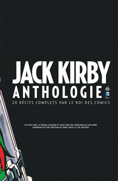 Page 3 Jack Kirby Anthologie