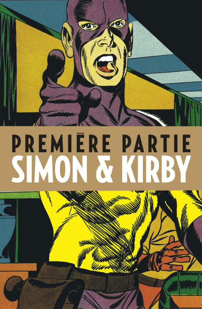 Page 8 Jack Kirby Anthologie
