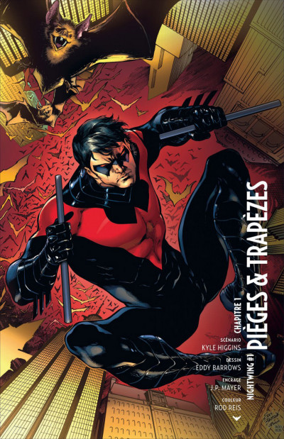 Page 1 Nightwing tome 1