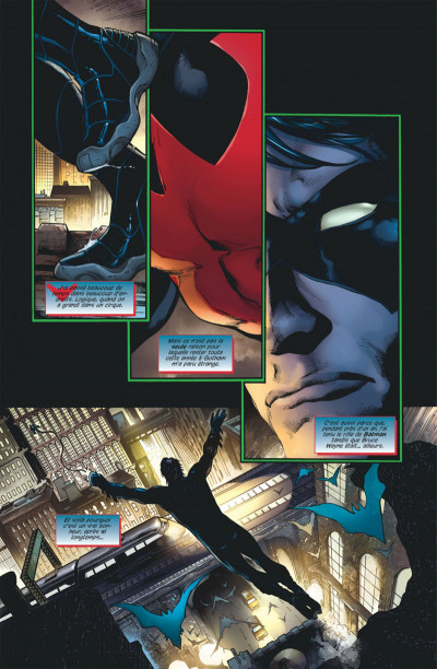 Page 5 Nightwing tome 1