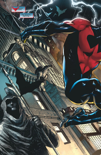 Page 6 Nightwing tome 1
