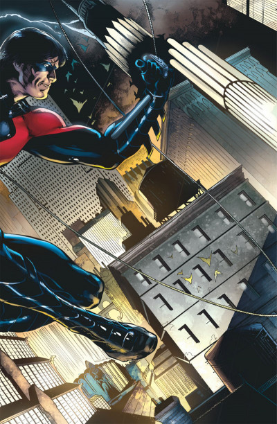 Page 7 Nightwing tome 1