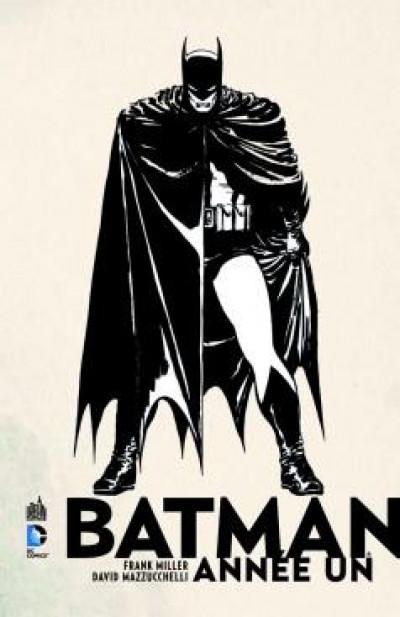 Couverture Batman - année un