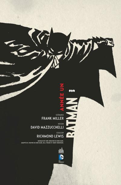 Page 3 Batman - année un