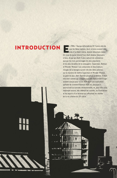 Page 4 Batman - année un