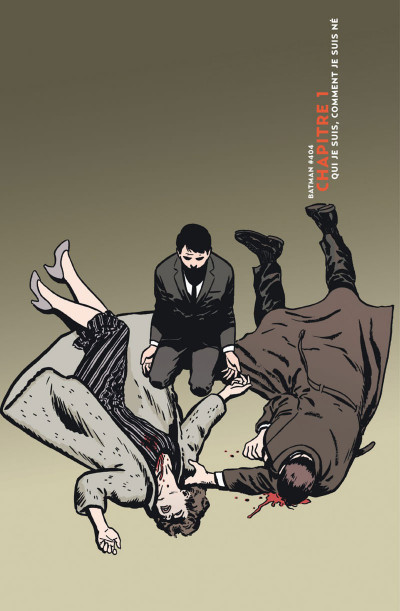 Page 8 Batman - année un