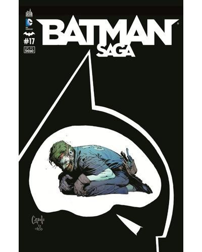 Couverture Batman saga tome 17