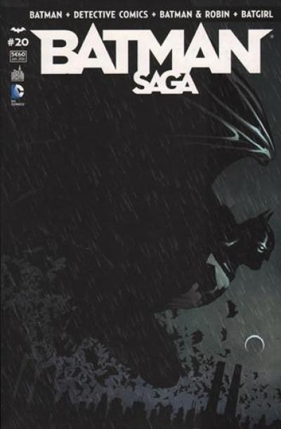 Couverture Batman Saga tome 20