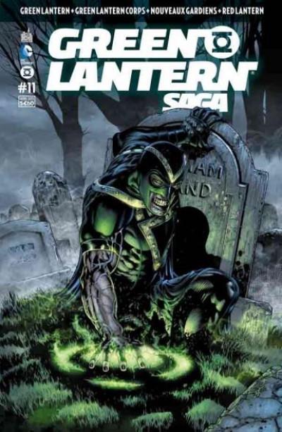 Couverture Green Lantern Saga tome 11