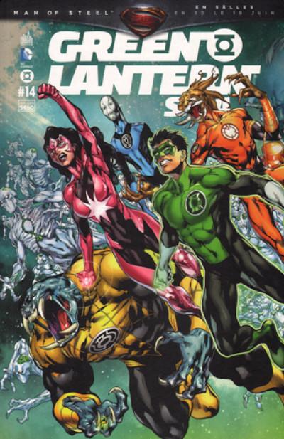 Page 3 Green Lantern Saga tome 14