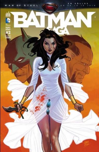 Couverture Batman Saga HS tome 2