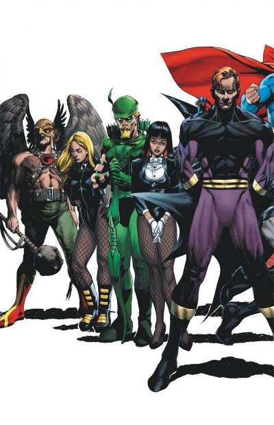Page 2 Justice League ; crise d'identité