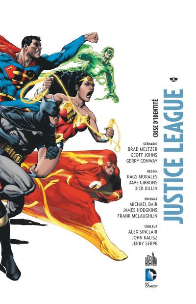 Page 3 Justice League ; crise d'identité