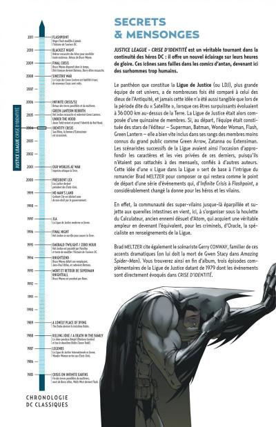 Page 6 Justice League ; crise d'identité