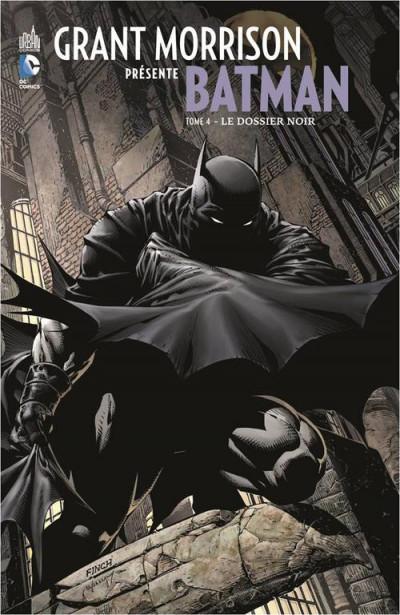 Couverture Grant Morrison présente Batman tome 4