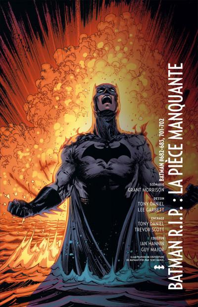 Page 8 Grant Morrison présente Batman tome 4