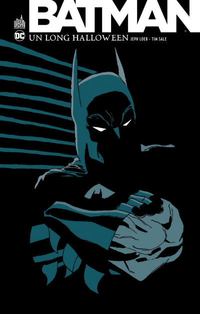 Couverture Batman ; un long halloween