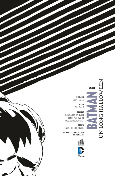 Page 3 Batman ; un long halloween