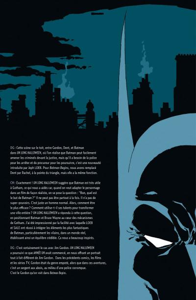 Page 6 Batman ; un long halloween