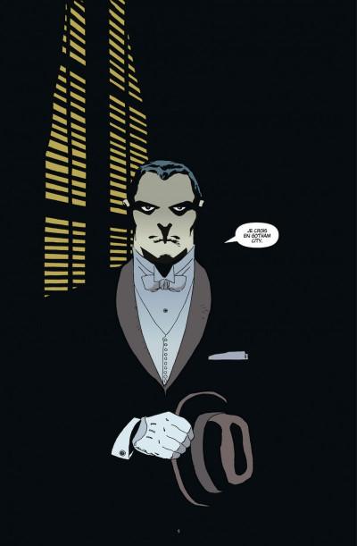 Page 9 Batman ; un long halloween