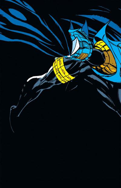 Page 2 Batman knightfall tome 3