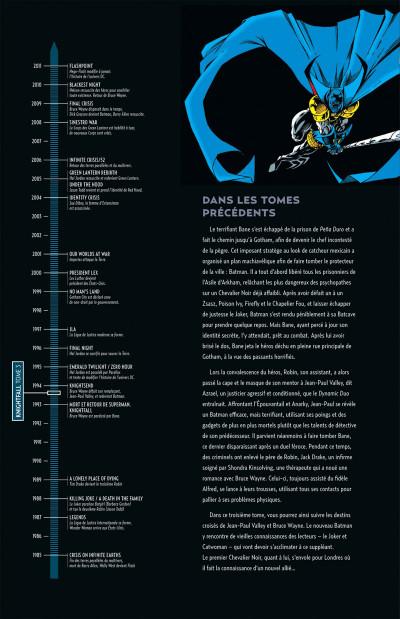 Page 4 Batman knightfall tome 3