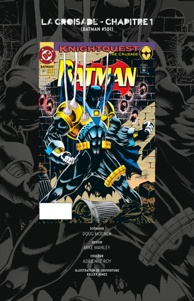 Page 6 Batman knightfall tome 3