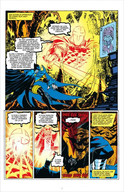Page 7 Batman knightfall tome 3