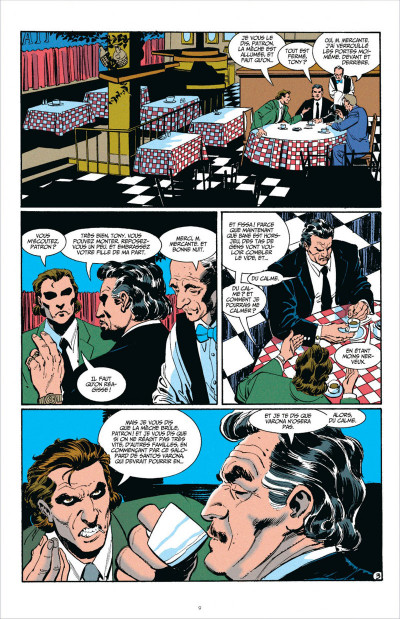 Page 9 Batman knightfall tome 3