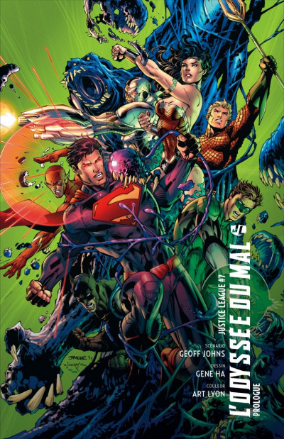 Page 1 Justice league tome 2