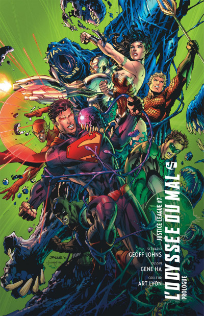 Page 6 Justice league tome 2