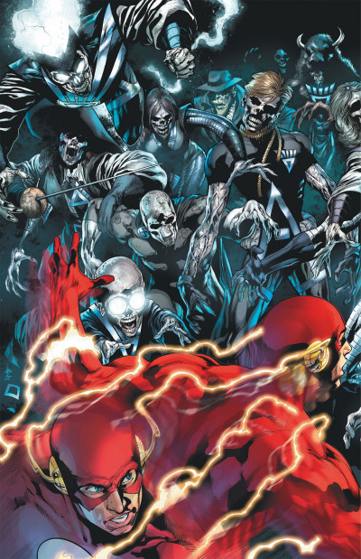 Page 2 blackest night tome 1 - debout les morts