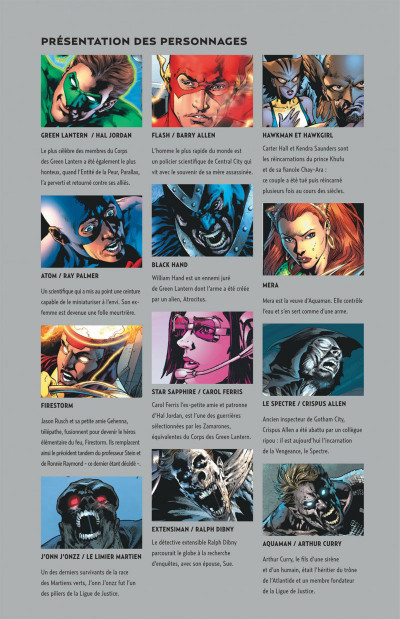 Page 5 blackest night tome 1 - debout les morts