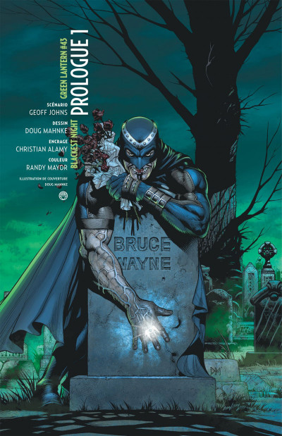 Page 6 blackest night tome 1 - debout les morts