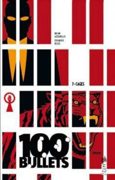 Couverture 100 bullets - cartonné tome 7