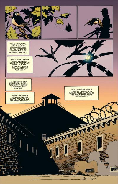 Page 9 100 bullets - cartonné tome 7