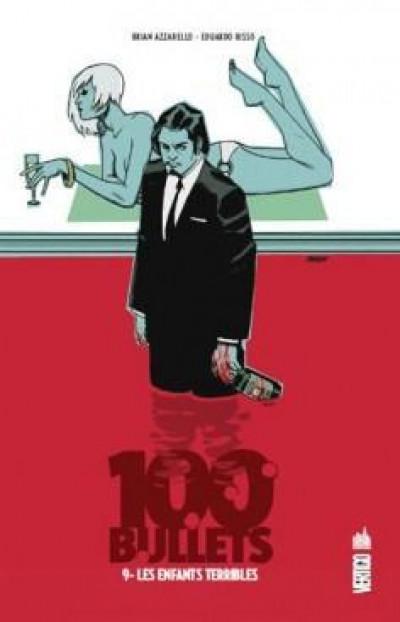 Couverture 100 bullets - cartonné tome 9