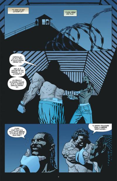 Page 9 100 bullets - cartonné tome 9