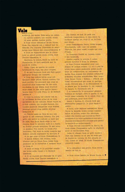 Page 7 Batman ; the dark knight strikes again + dvd/Blu-Ray