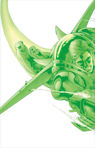 Page 2 Geoff Johns présente Green Lantern tome 3 - Hal Jordan, mort ou vif