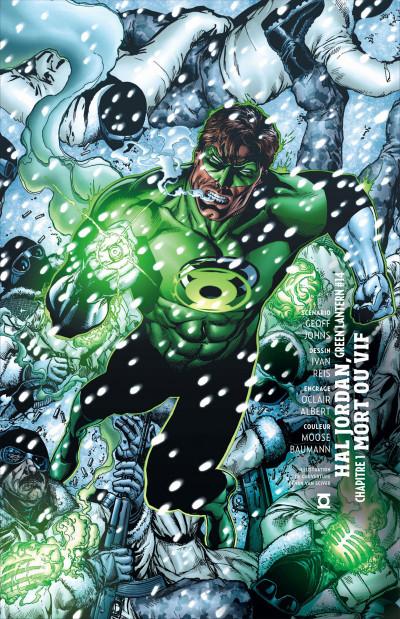 Page 6 Geoff Johns présente Green Lantern tome 3 - Hal Jordan, mort ou vif