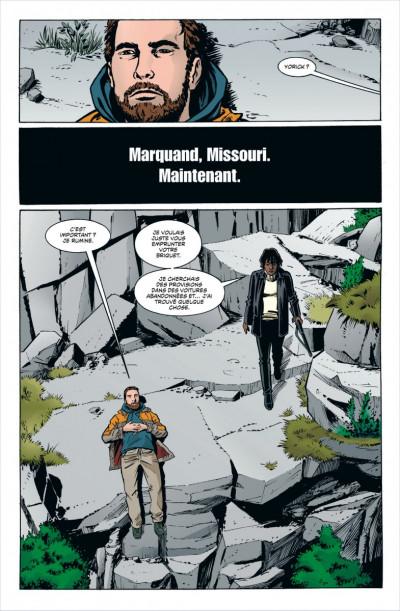 Page 1 Y le dernier homme tome 2