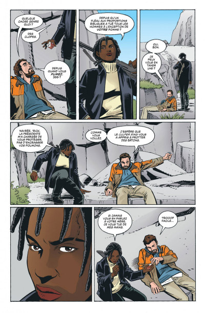 Page 8 Y le dernier homme tome 2